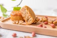 中秋节广式五仁月饼图片(9张)