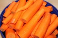 新鲜的胡萝卜图片(12张)