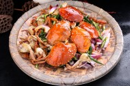 鲜香好吃的麻辣螃蟹图片(9张)