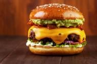 美味的汉堡图片(11张)