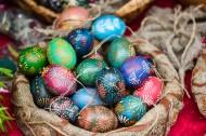 彩色的鸡蛋图片(15张)