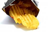 酥脆的薯片图片(10张)