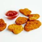 美味炸鸡块图片(10张)