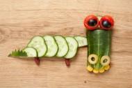水果蔬菜创意动物图片(15张)