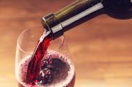红酒与酒杯图片(15张)