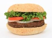 看起来不大好吃的汉堡包图片(11张)