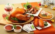 感恩节火鸡美食图片(11张)