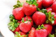 可口的草莓图片(10张)