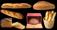 面包素材图片(18张)