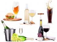 酒水和美食图片(7张)