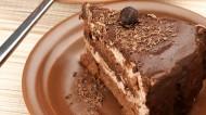 巧克力蛋糕图片(6张)
