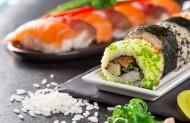 日本寿司美食图片(19张)