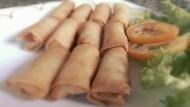 酥脆美味的春卷图片(9张)
