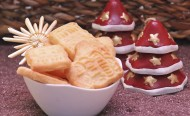 鲜香酥脆的饼干图片(10张)