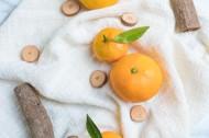 酸甜爽口的橘子图片(10张)