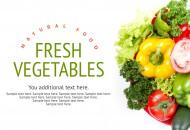 蔬菜展板设计图片(13张)