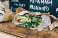美味诱人的三明治图片(10张)