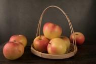 新鲜好吃的苹果图片(10张)