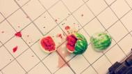 红红的西瓜图片(16张)