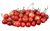 红润剔透的小樱桃图片(15张)