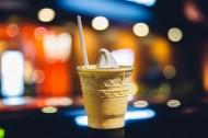 冰凉爽口的甜筒冰激凌图片(11张)