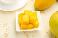 黄色营养的芒果图片(17张)