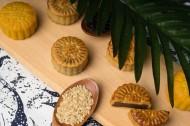 美味香甜的月饼图片(13张)