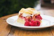 松软可口的切块蛋糕图片(10张)
