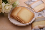 香脆美味的夹心饼干图片(6张)