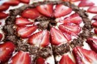 香甜好吃的草莓蛋糕图片(16张)