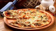 美味的披萨图片(6张)