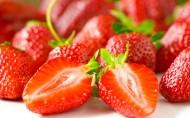 红色的草莓图片(16张)