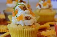 松软香甜的纸杯蛋糕图片(10张)