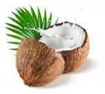 切开的椰子图片(20张)