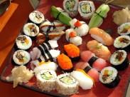 美味的寿司图片(35张)