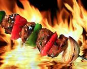 烧烤食物图片(9张)