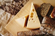 香滑的奶酪图片(11张)