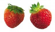 成双对的草莓图片(15张)