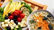 营养美味的沙拉图片(13张)