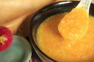 香甜养胃南瓜粥图片(9张)