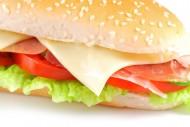 汉堡包与三明治图片(15张)
