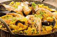 鲜香美味的海鲜饭图片(15张)