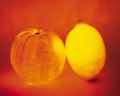 梦幻黄色发光水果图片(15张)