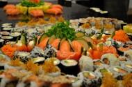 美味的寿司图片(16张)