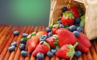 美味蓝莓食物图片(22张)