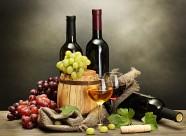 葡萄酒与葡萄图片(15张)