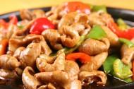 美味馋人的干锅肥肠图片(9张)