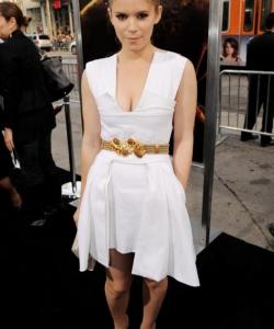 凯特·玛拉 Kate Mara露胸性感美图