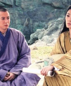 新《天龙八部》曝剧照 韩栋贾静雯上演英雄救美