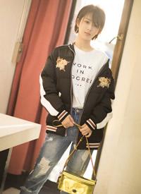 杨紫短发造型时尚写真高清图片
